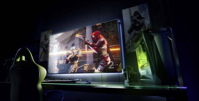 Wielkie Monitory od NVIDIA - 65 Cali i G-SYNC