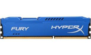 Kingston HyperX FURY BLUE DDR3 DIMM 8GB 1866MHz (1x8GB) HX318C10F/8