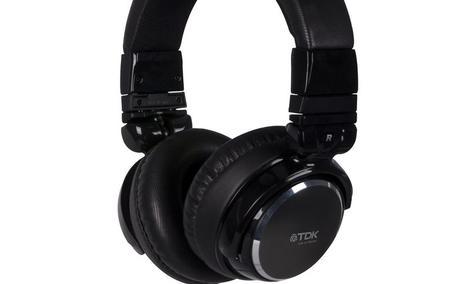 TDK - słuchawki w stylu DJ