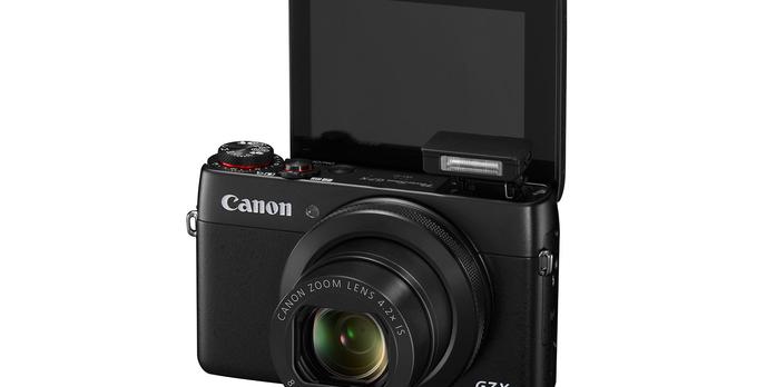 Canon PowerShot G7 X - Mały, Doskonały Aparat Kompaktowy