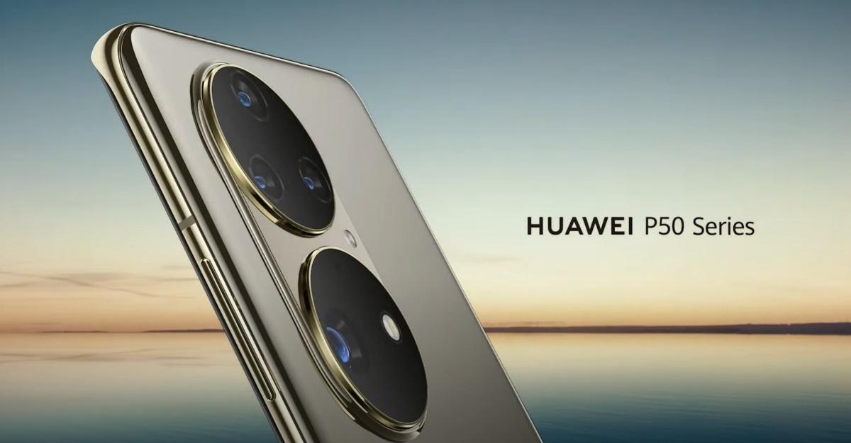 Huawei P50 nie pojawi się w Europie w najbliższym czasie