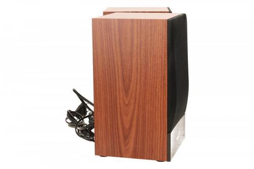 Genius Głośniki SP-HF1250B 40W drewniane 2.0 volume control