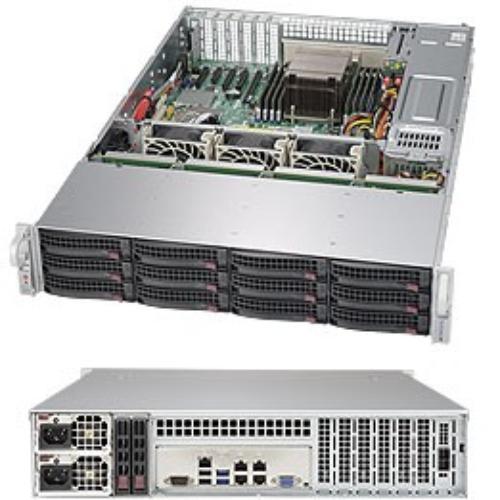 Supermicro SuperServer5028R-E1CR12L SYS-5028R-E1CR12L