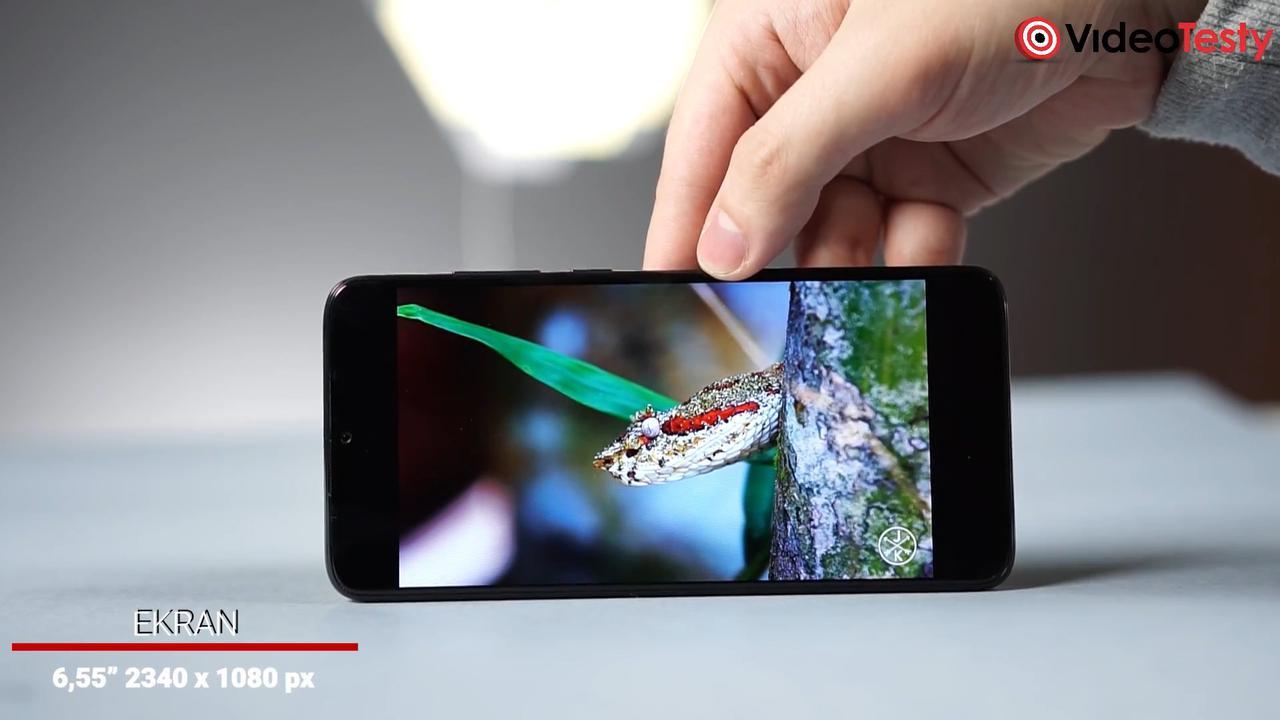 Redmi Note 8 Pro posiada jeden z lepszych ekranów w tej klasie cenowej