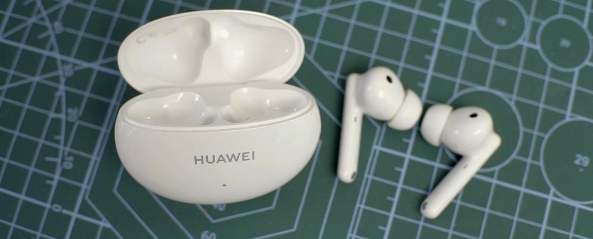 Etui Huawei Freebuds 4i zapewni długi czas pracy