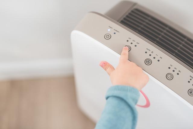 oczyszczacz powietrza do domu