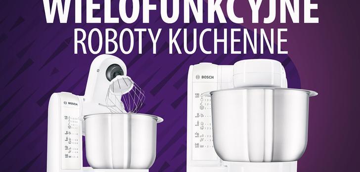 Jaki wielofunkcyjny robot kuchenny? |TOP 5|