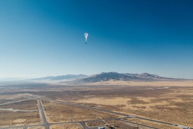 Balon Loon wzniesie się 20 kilometrów ponad ziemię