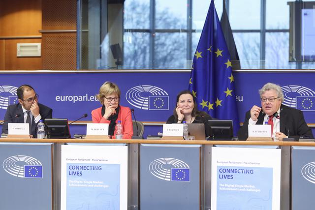 Europarlament zadecydował (fot. Didier BAUWERAERTS)
