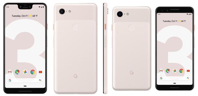 Pixel 3 piaskowy