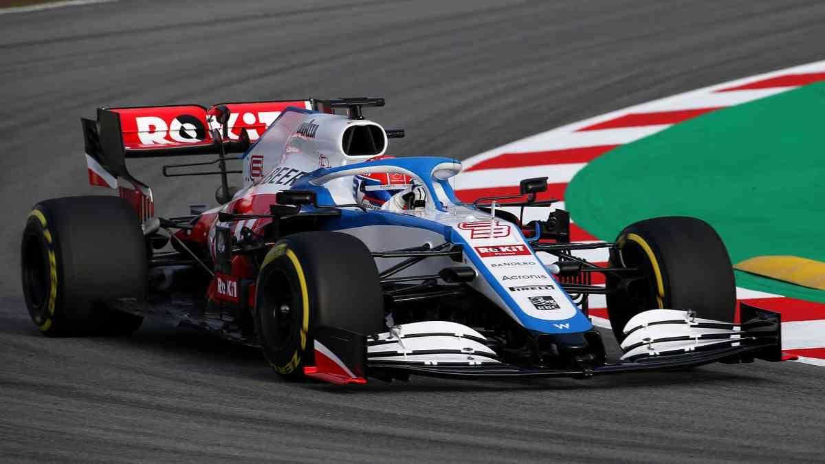 F1 2020 - Realistyczny boild
