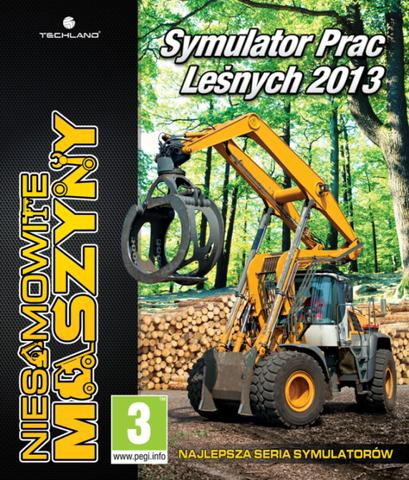Symulator Prac Leśnych 2013