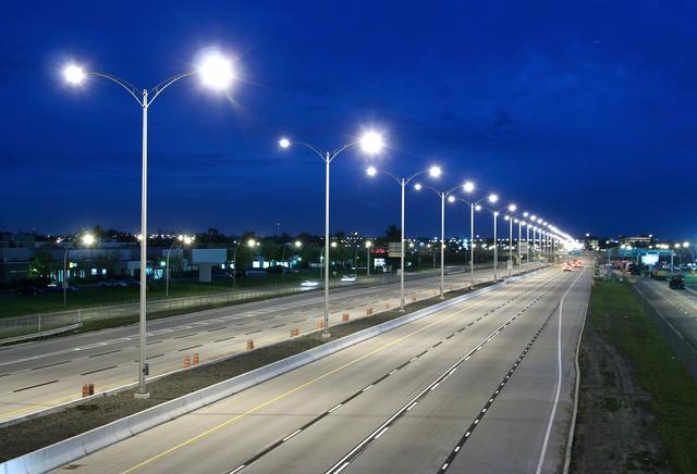 Owadowy Problem Ulicznego Oświetlenia LED