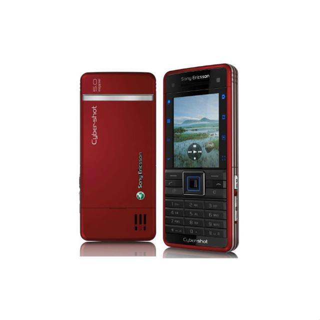 PORADA: Prezentacja zdjęć - Sony Ericsson C902