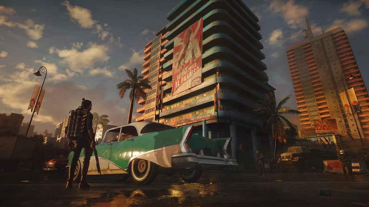 Far Cry 6 - Fikcyjne państwo wygląda dobrze