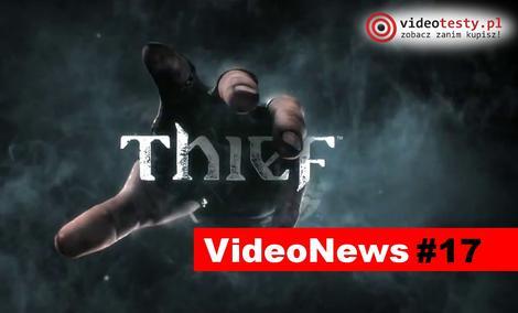 VideoNews #17 - premiera Thief, nowych smartfonów od LG i HTC oraz Xperia Z2