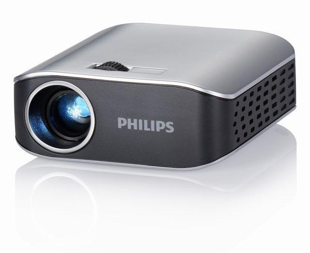 Philips PicoPix 2055 - kolejny kieszonkowy projektor od Philipsa
