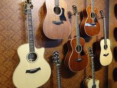 Najpopularniejsze Gitary Akustyczne - Październik 2014