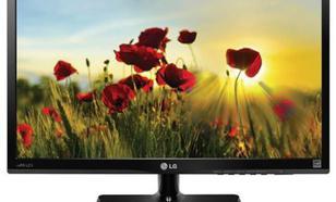 LG Electronics 23'' 23MP48HQ-P IPS 5ms 250cd HDMI FullHD