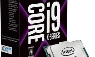 Intel Core i9-9960X, 3.1GHz, 22 MB, BOX (BX80673I99960X)