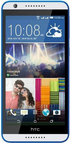 HTC Desire 820G DualSim 16GB Biało-niebieski (99HAFF076-00)