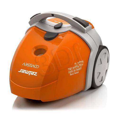 Odkurzacz Zelmer ZVC305 SK (Z workiem 650W Pomarańczowy)