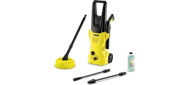Karcher K2 Home 1.673-240.0 to myjka ciśnieniowa przydatna w domu