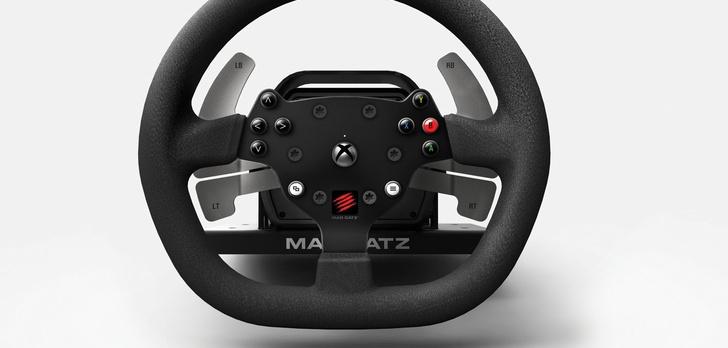 Mad Catz Pro Racing Force Feedback - Super Kierownica Do Xboxa One