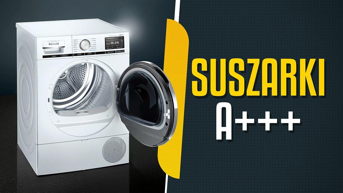 Jaka energooszczędna suszarka do prania A+++? |TOP 10|