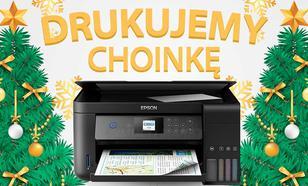 Epson EcoTank L3110 i L4160 - Oszczędne drukarki na Święta