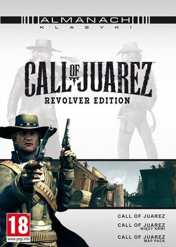 Techland Almanach Klasyki: Call of Juarez 1 + Wiezy Krwi + Map Pack PC (napisy PL)