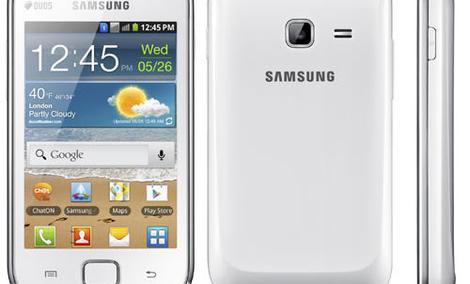 Samsung GALAXY Ace Duoz – nowoczesny smartfon na dwie karty