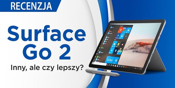 Microsoft Surface Go 2 - Jedyny w swoim rodzaju