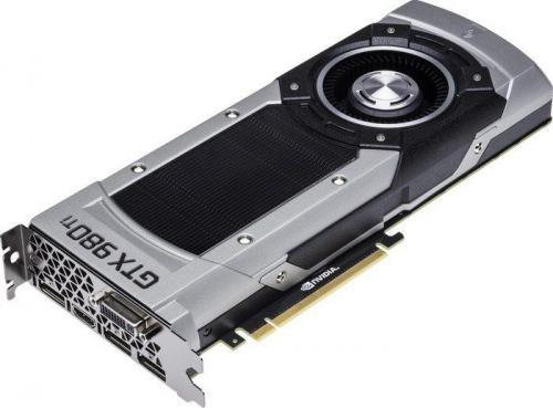 PNY Technologies GeForce GTX 980Ti, 6GB GDDR5, 384 Bit, DVI, HDMI, 3XDP, Box (GF980IGTXBR6GEPB)