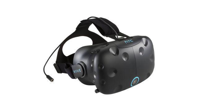 Wysokiej jakości gogle VR HTC Vive
