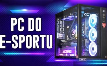 Komputer do e-sportu [PC dla gracza i nie tylko]