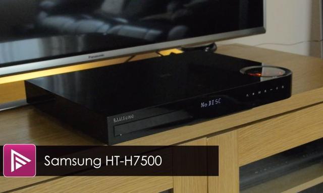 Samsung HT-H7500 - Nowoczesne Kino Domowe