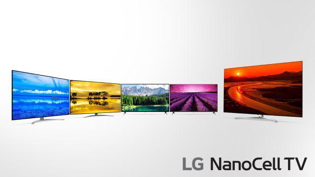 LG pokazuje nowe telewizory
