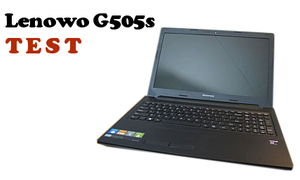 Lenovo G505s co potrafi laptop z APU AMD
