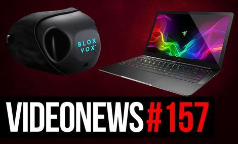 Pękający iPhoneX, Nowy Razer Blade, Nowe Pokémon Go - VideoNews #157
