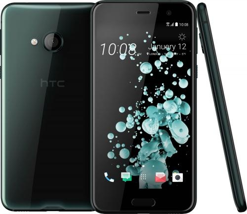 HTC U Play Czarny (99HALY016)