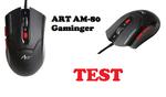 ART Gaminger (Am-80) - test taniej i przyzwoitej myszki dla graczy