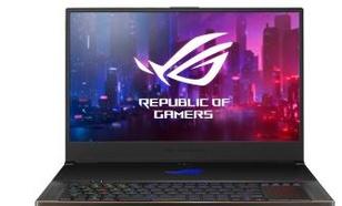 "ASUS ROG Zephyrus S GX701GWR 17,3"" Intel® Core™ i7-9750H - 16GB RAM -"