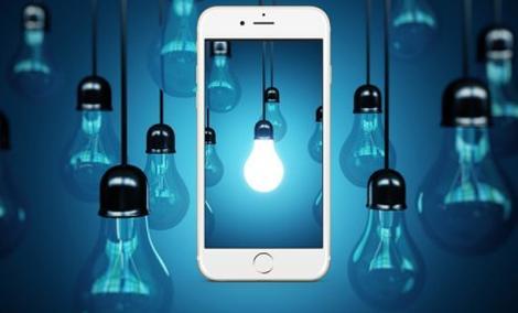 iPhone 7 z Ultraszybką Technologią Li-Fi Zamiast Wi-Fi...?