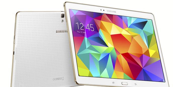 Galaxy Tab S - Tak Prezentuje Się Najnowszy Tablet Samsunga