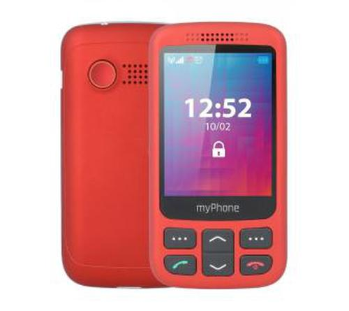 myPhone Halo S (czerwony)