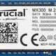 Crucial MX300 275GB M.2 (CT275MX300SSD4)
