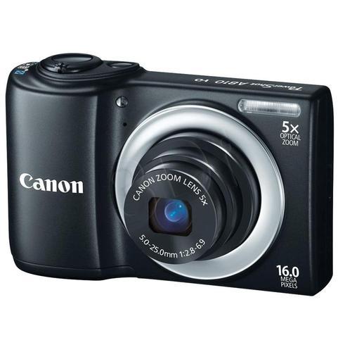 CANON PowerShot A810 CZARNY