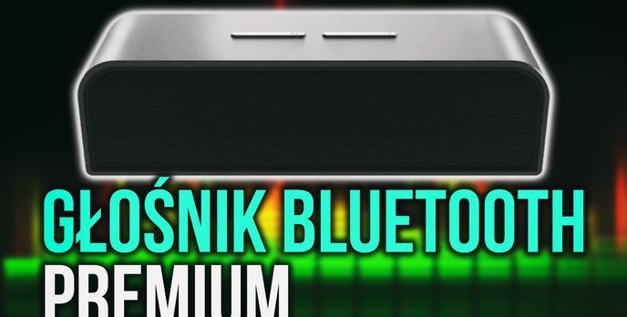 Polski Głośnik Bluetooth PREMIUM? Recenzja Manta SPK9010 ONYX!