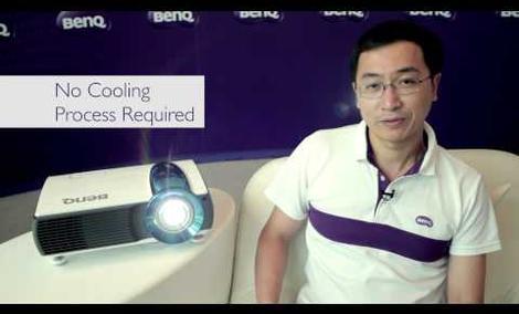 LW61ST i LX60ST - projektory BenQ z innowacyjną technologią BlueCore